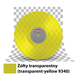 Żółty transparenty (transparent_yellow 9340)